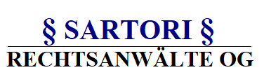 SARTORI Rechtsanwälte OG
